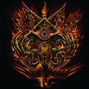 Deiphago_Into The Eye of Satan