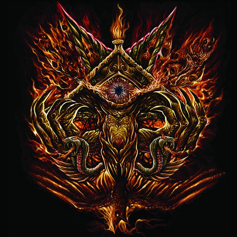 Deiphago – Into the Eye of Satan Review