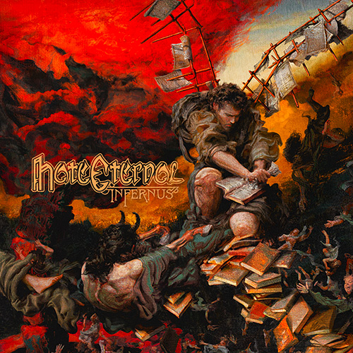 Hate Eternal - Infernus 01