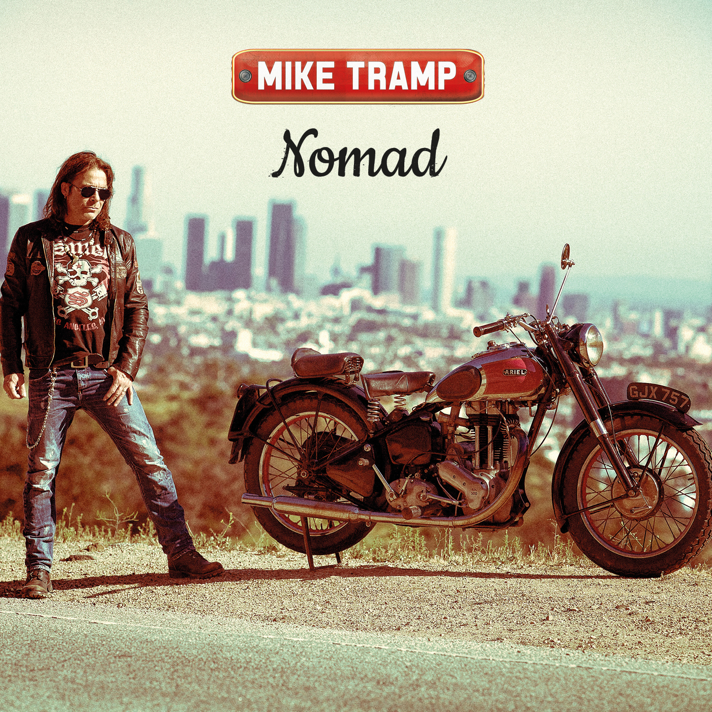 Mike Tramp – Nomad Review