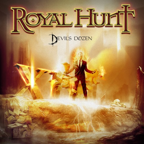 ROYAL HUNT_XIII Devil's Dozen
