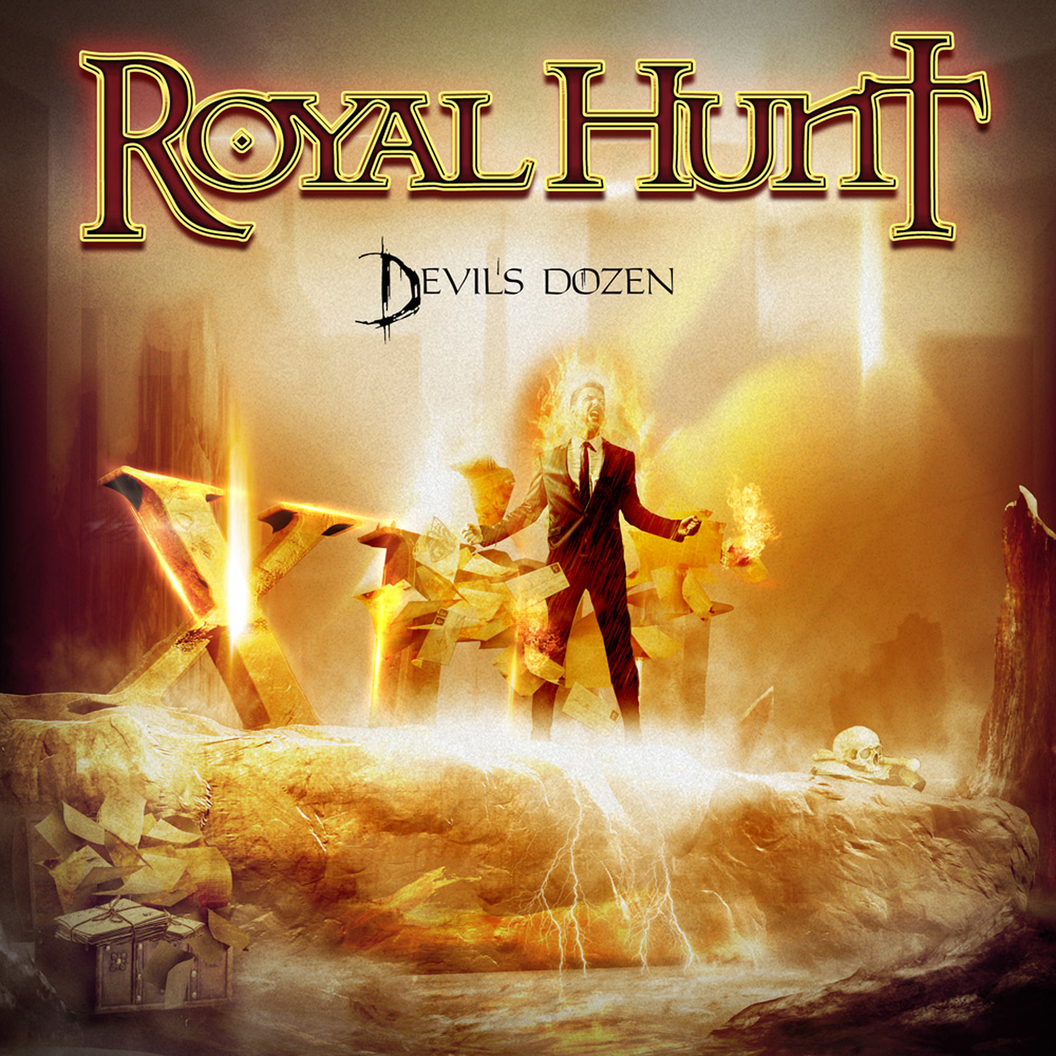 Royal Hunt – XIII Devil's Dozen Review