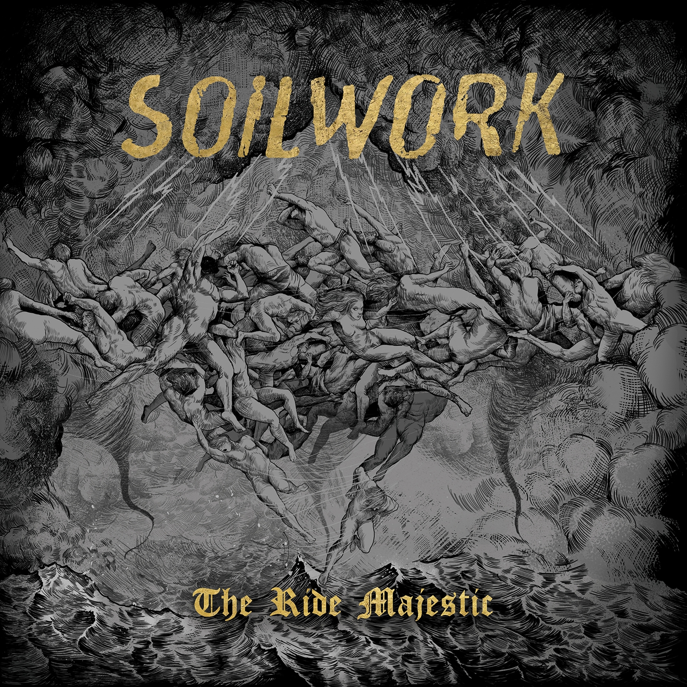 Soilwork – The Ride Majestic Review