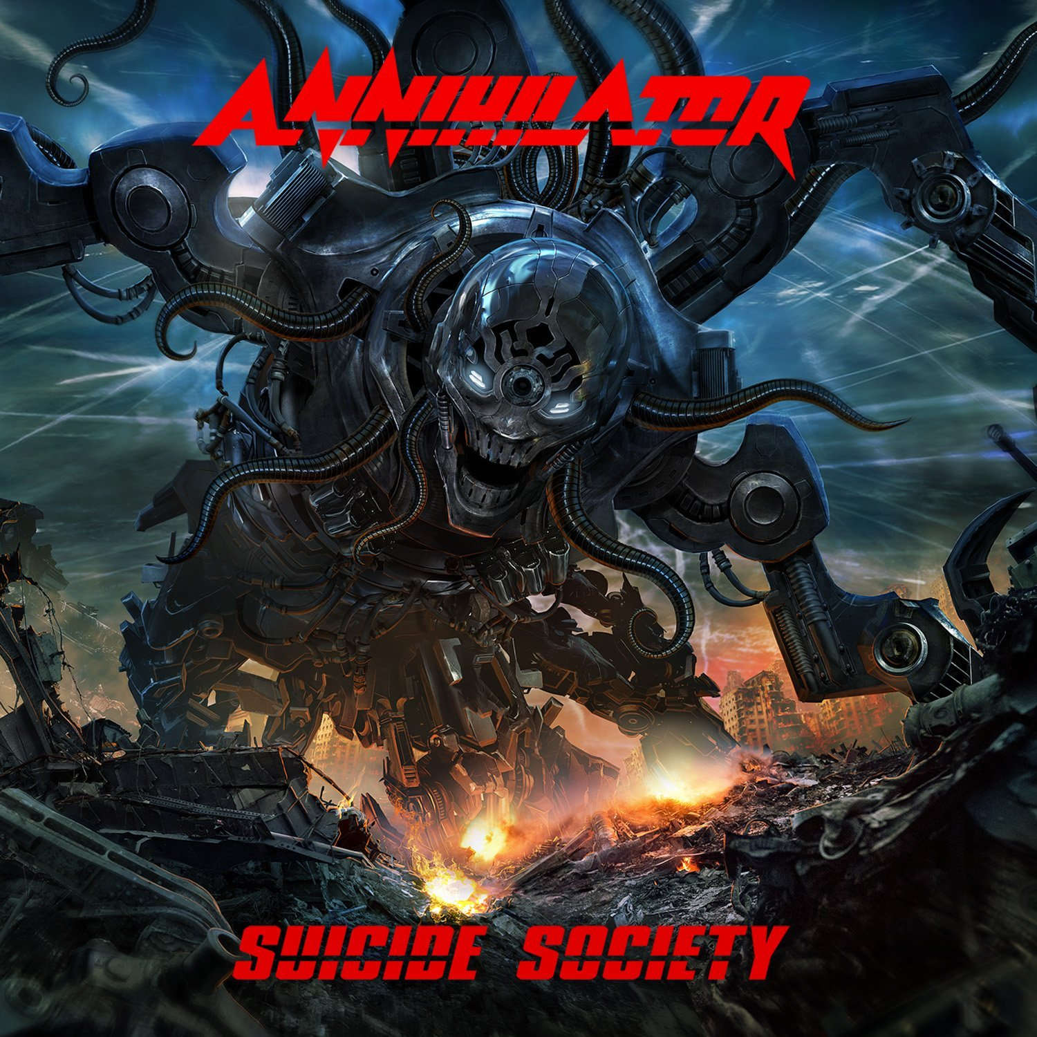 Annihilator – Suicide Society Review