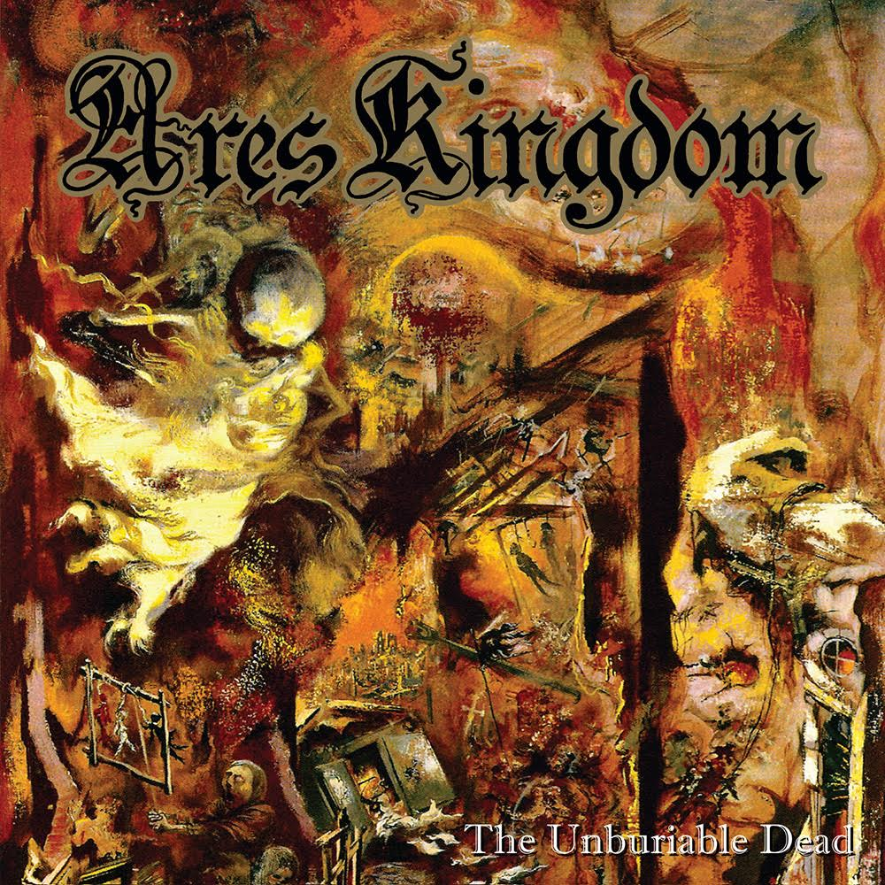 Ares Kingdom The Unburiable Dead 01