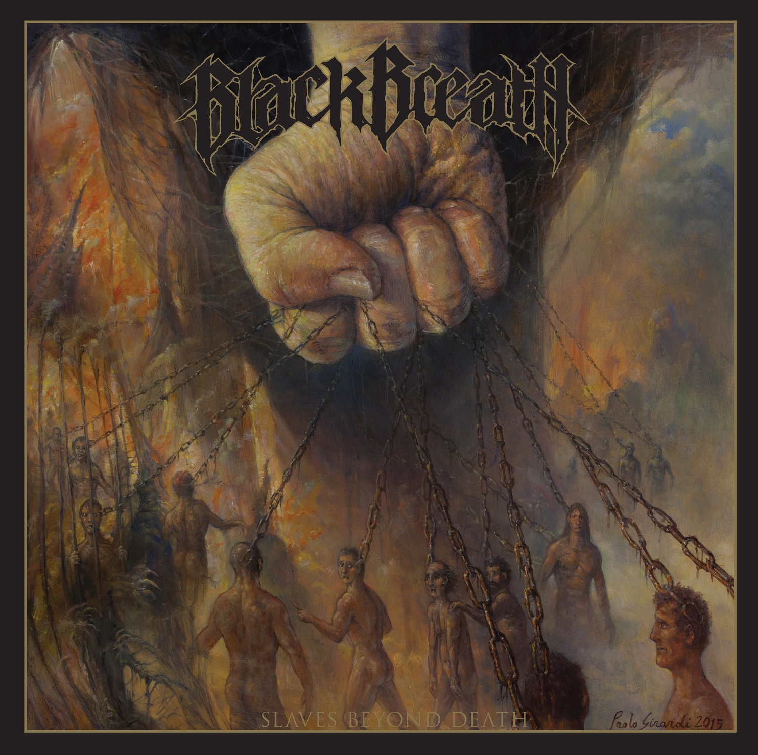 Black Breath – Slaves Beyond Death Review