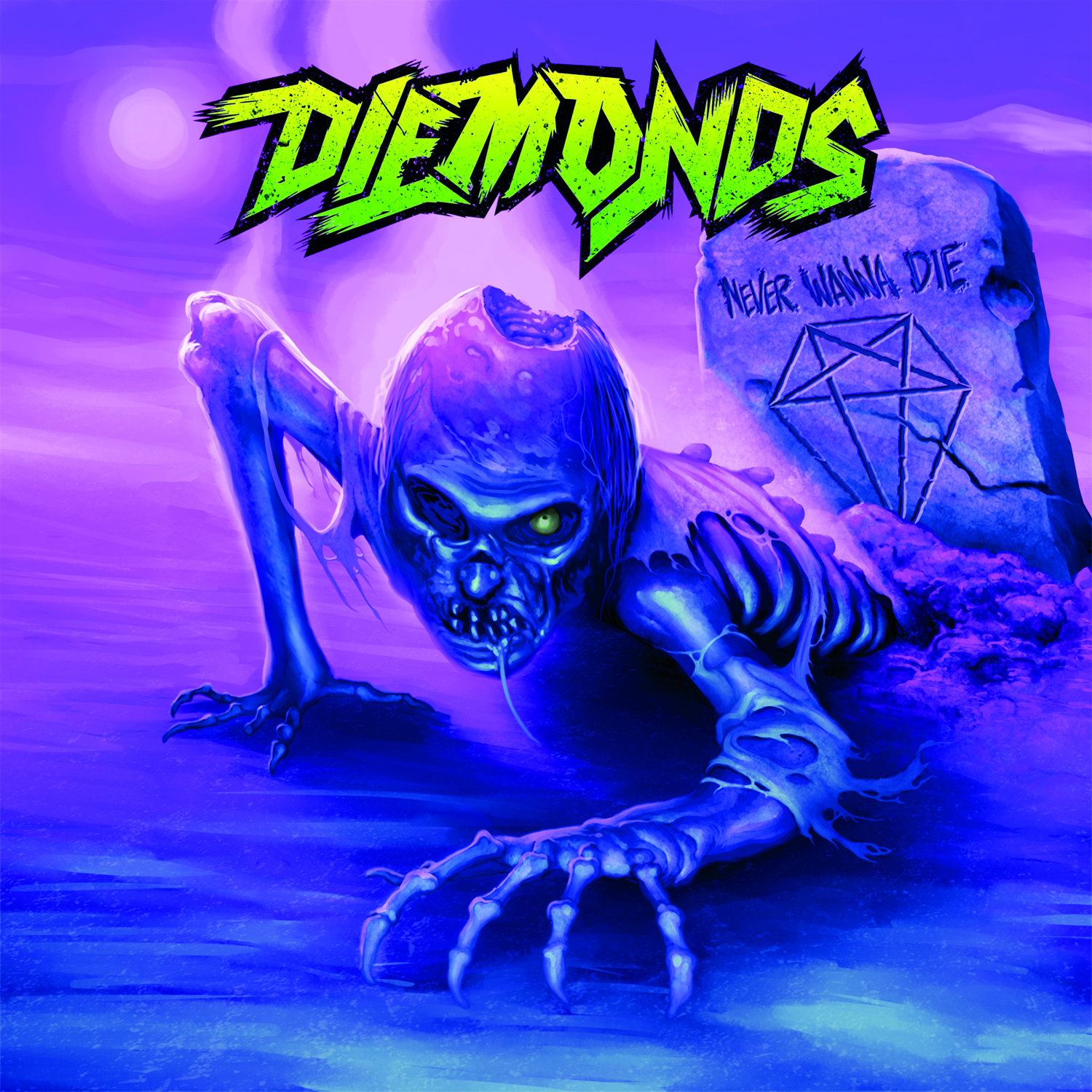 Diemonds – Never Wanna Die Review