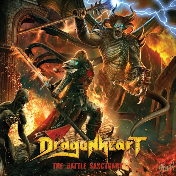 Dragonheart The Battle Sanctuary 02