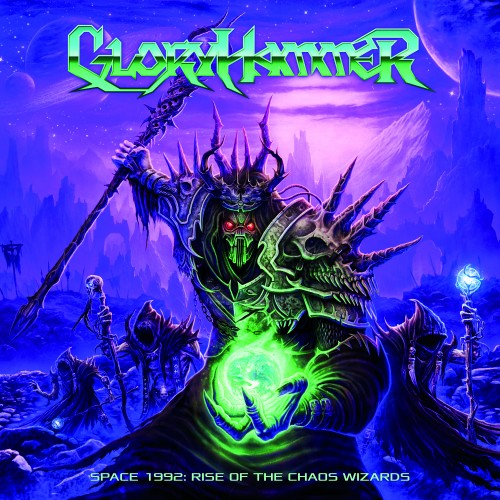 Gloryhammer - Space 1992