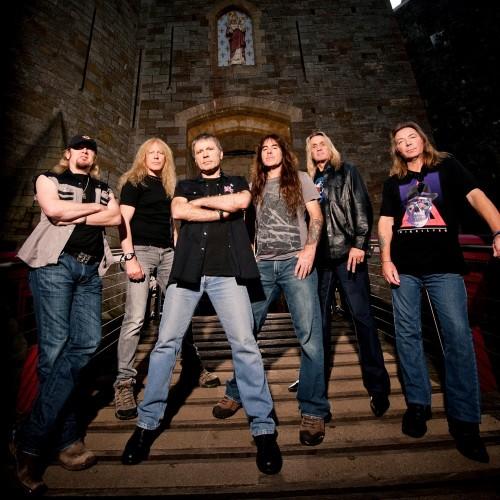 Iron Maiden 2015-2