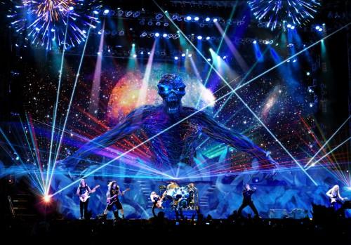 Iron Maiden Live 02