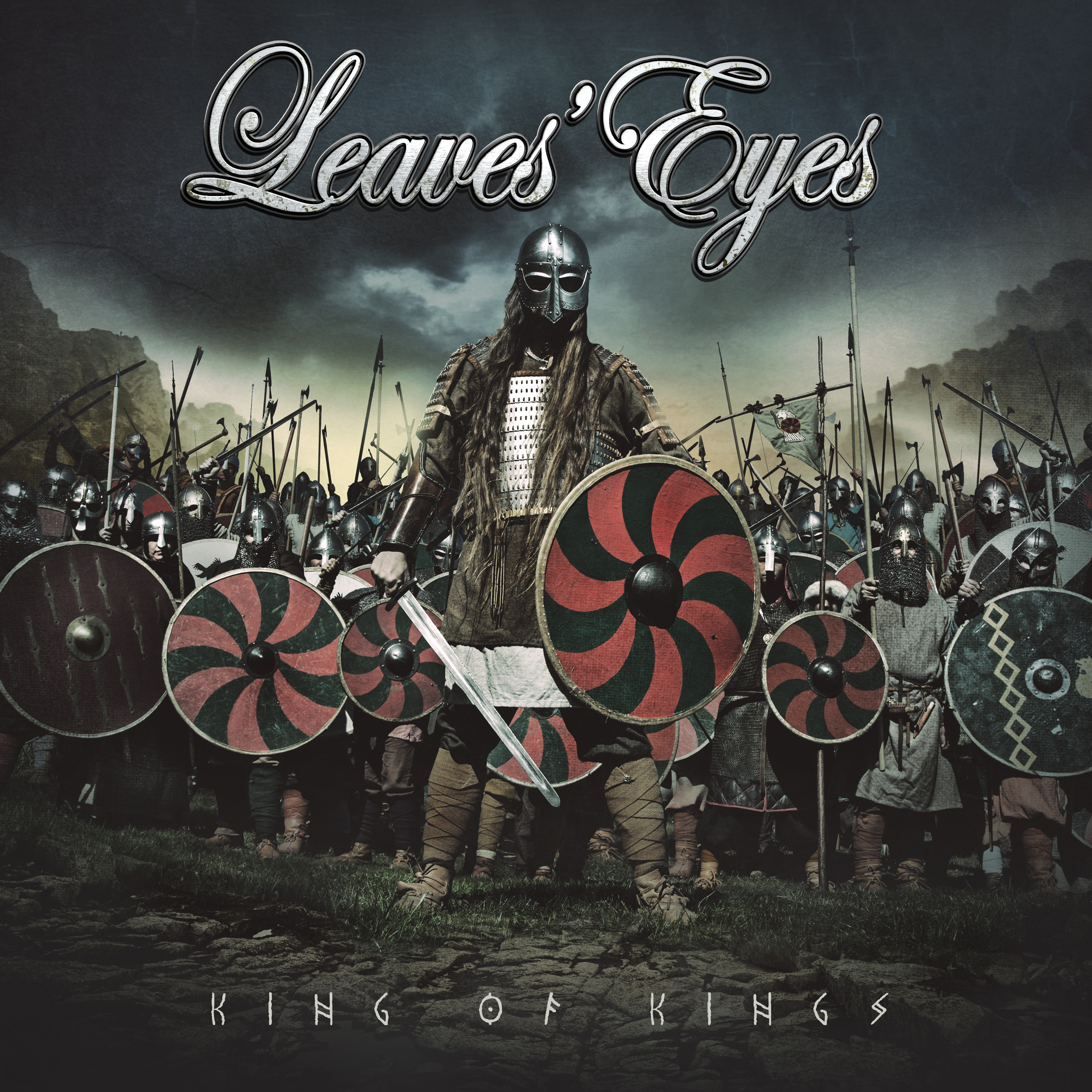 Leaves Eyes King of Kings 01