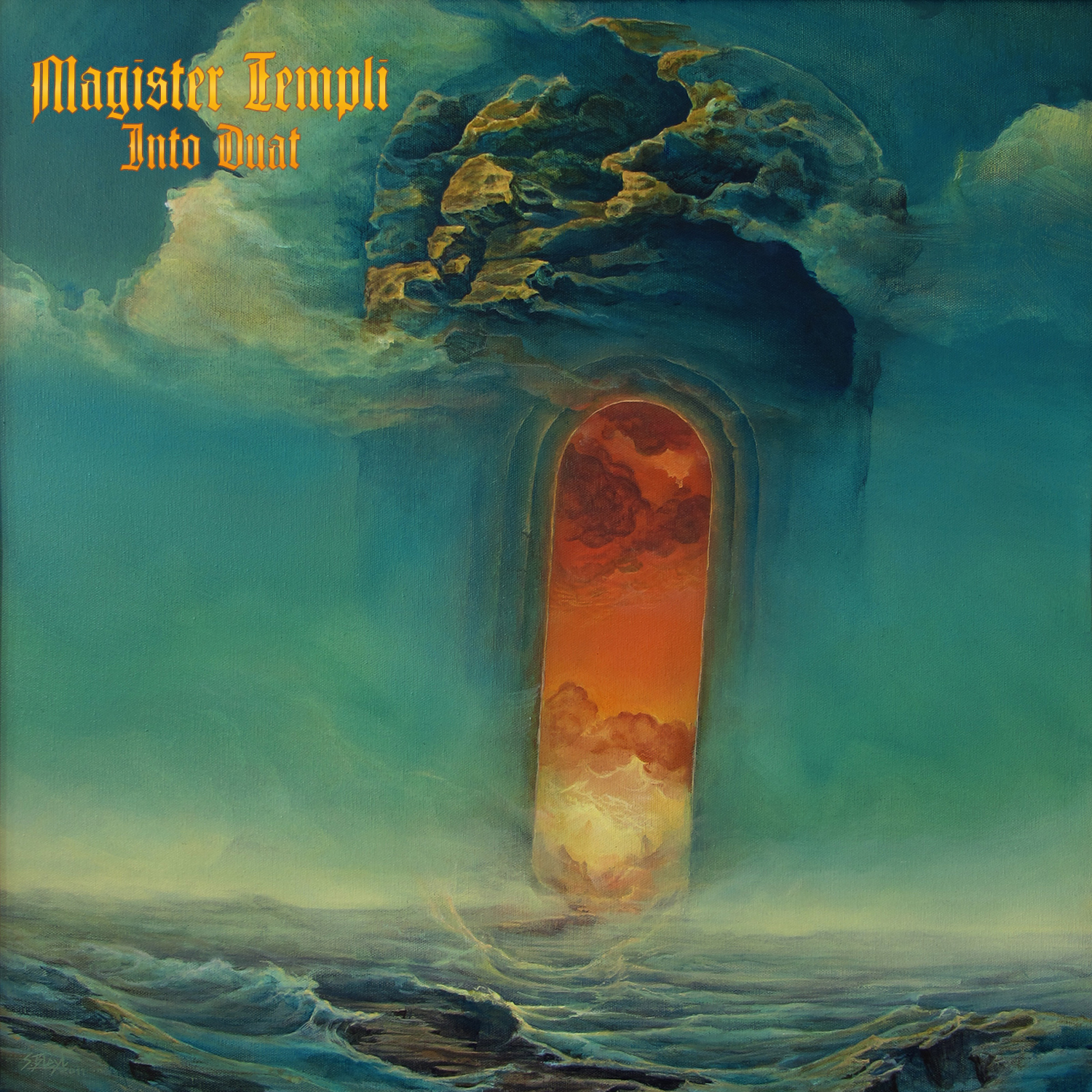 Magister Templi – Into Duat Review