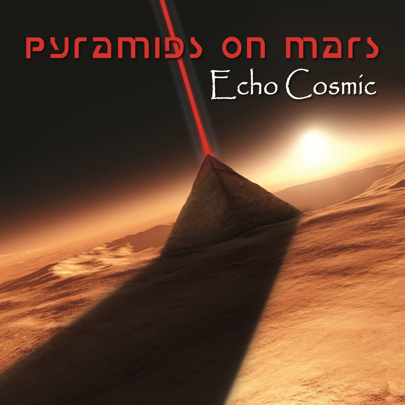 Pyramids on Mars – Echo Cosmic Review