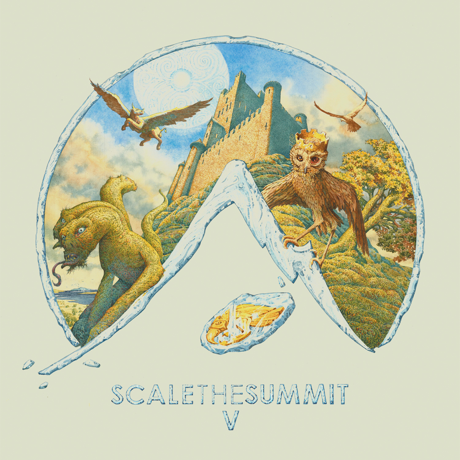 Scale The Summit - V 01