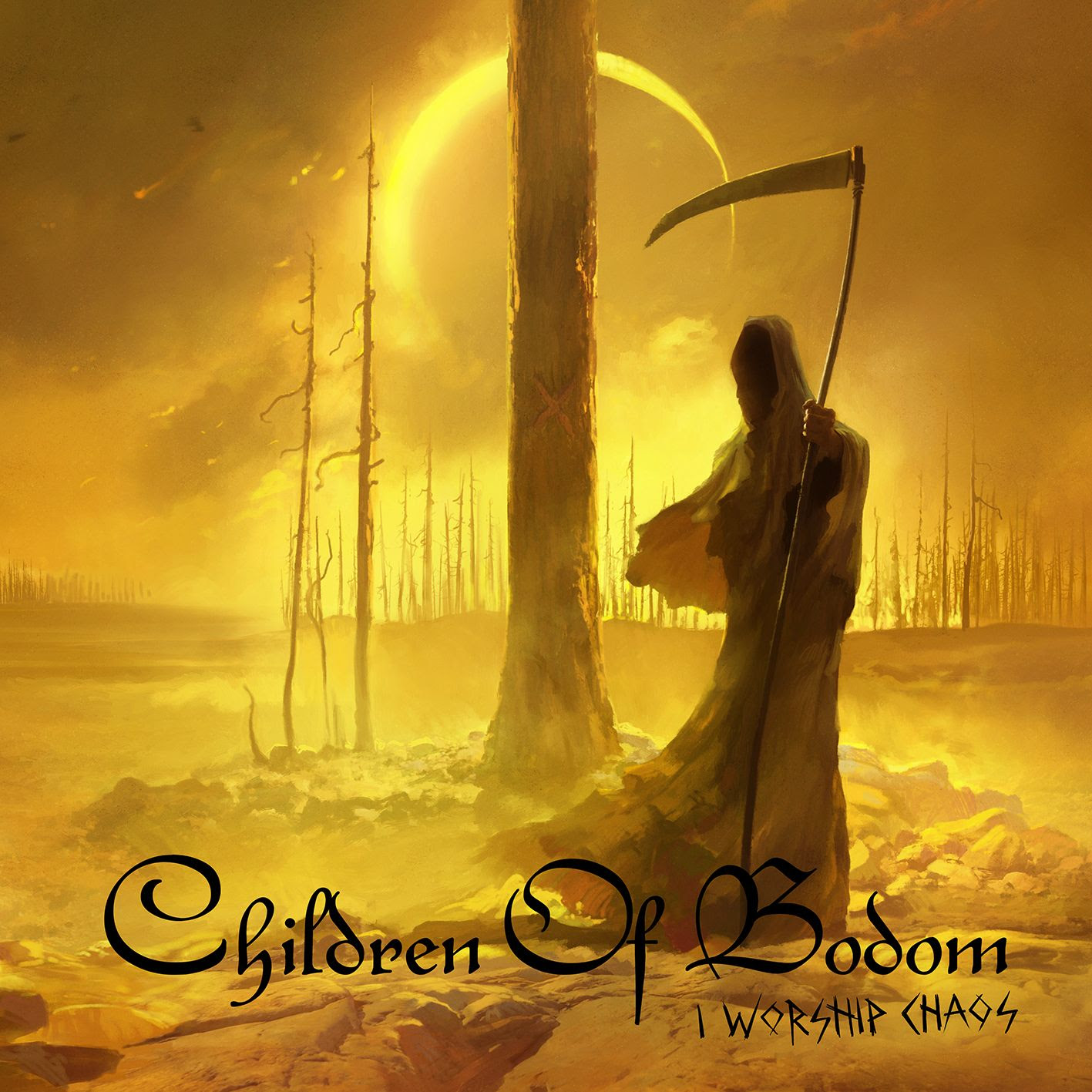 Children of Bodom – I Worship Chaos Review