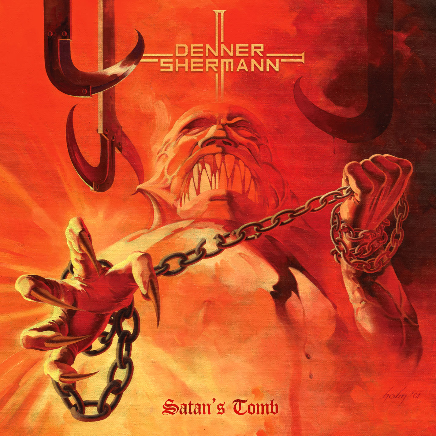 Denner/Shermann – Satan's Tomb EP Review