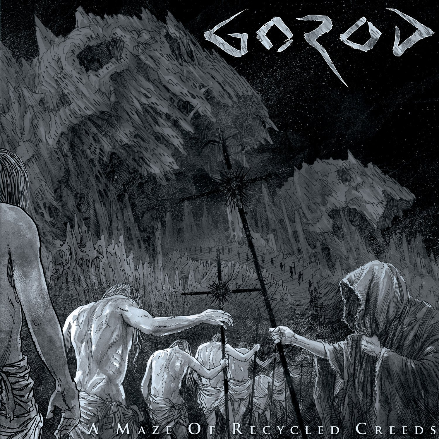 Gorod - A Maze of Recycled Creeds 01