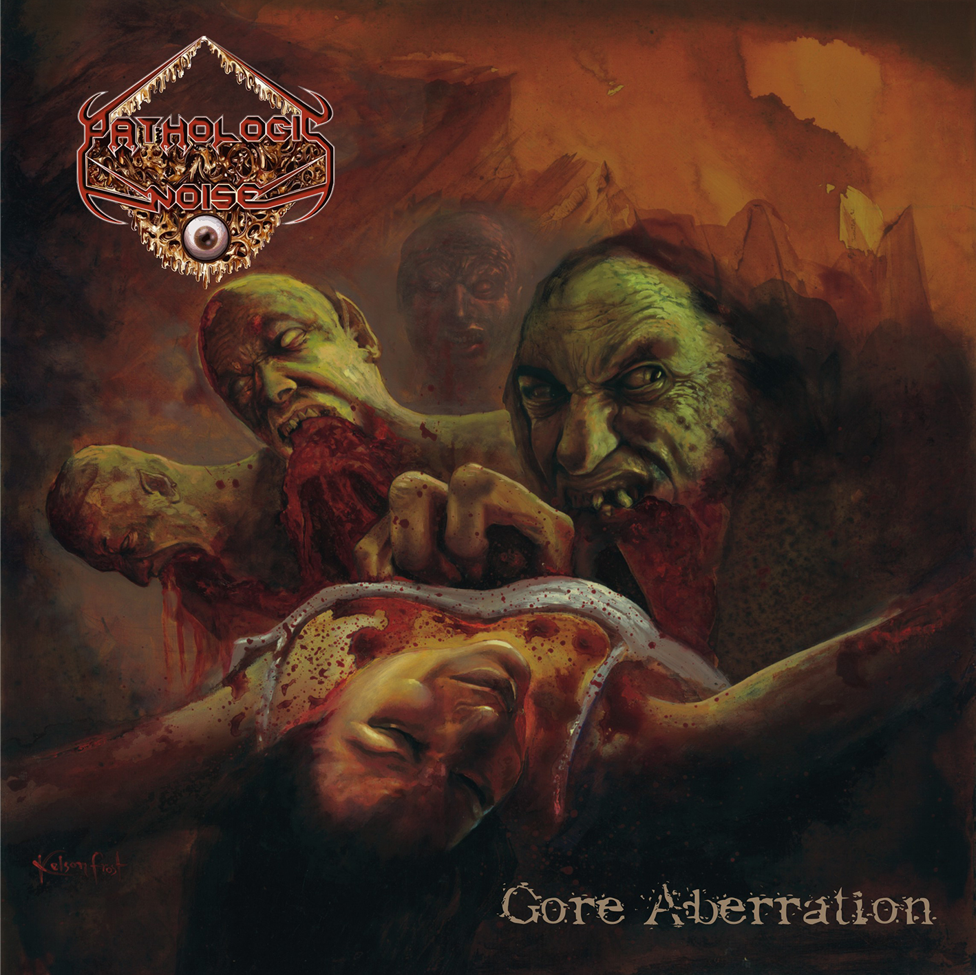 Pathologic Noise – Gore Aberration Review