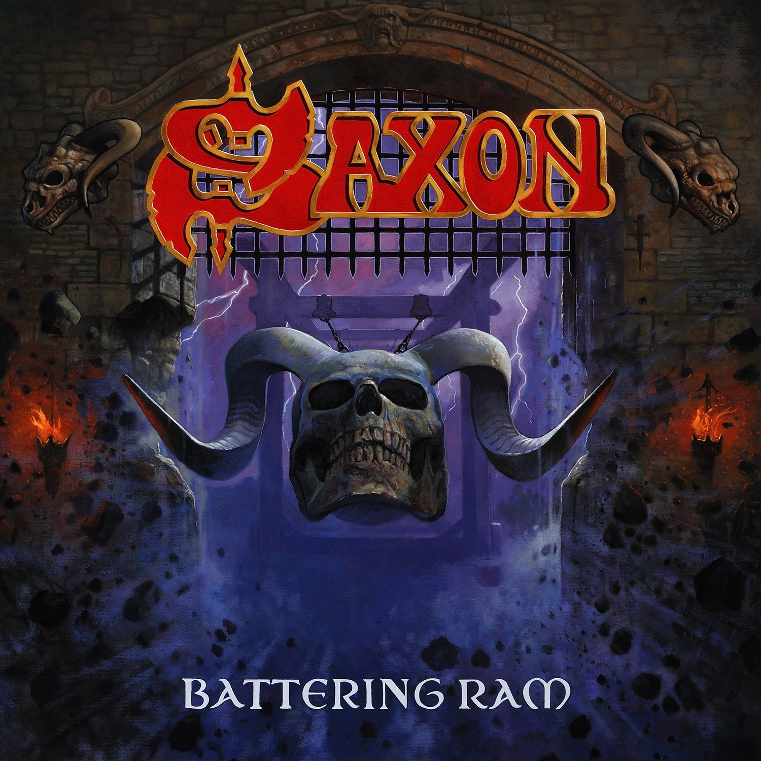 Saxon – Battering Ram Review