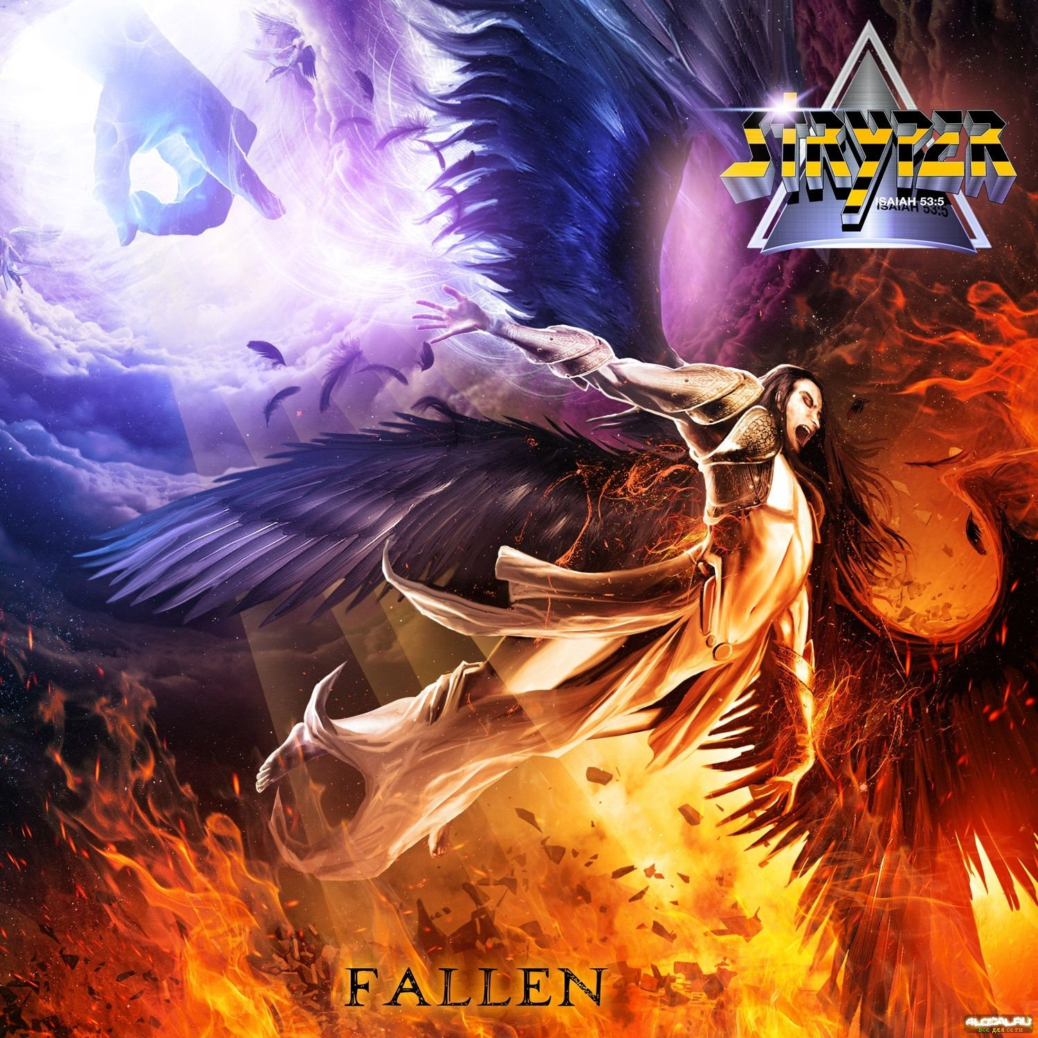 Stryper – Fallen Review