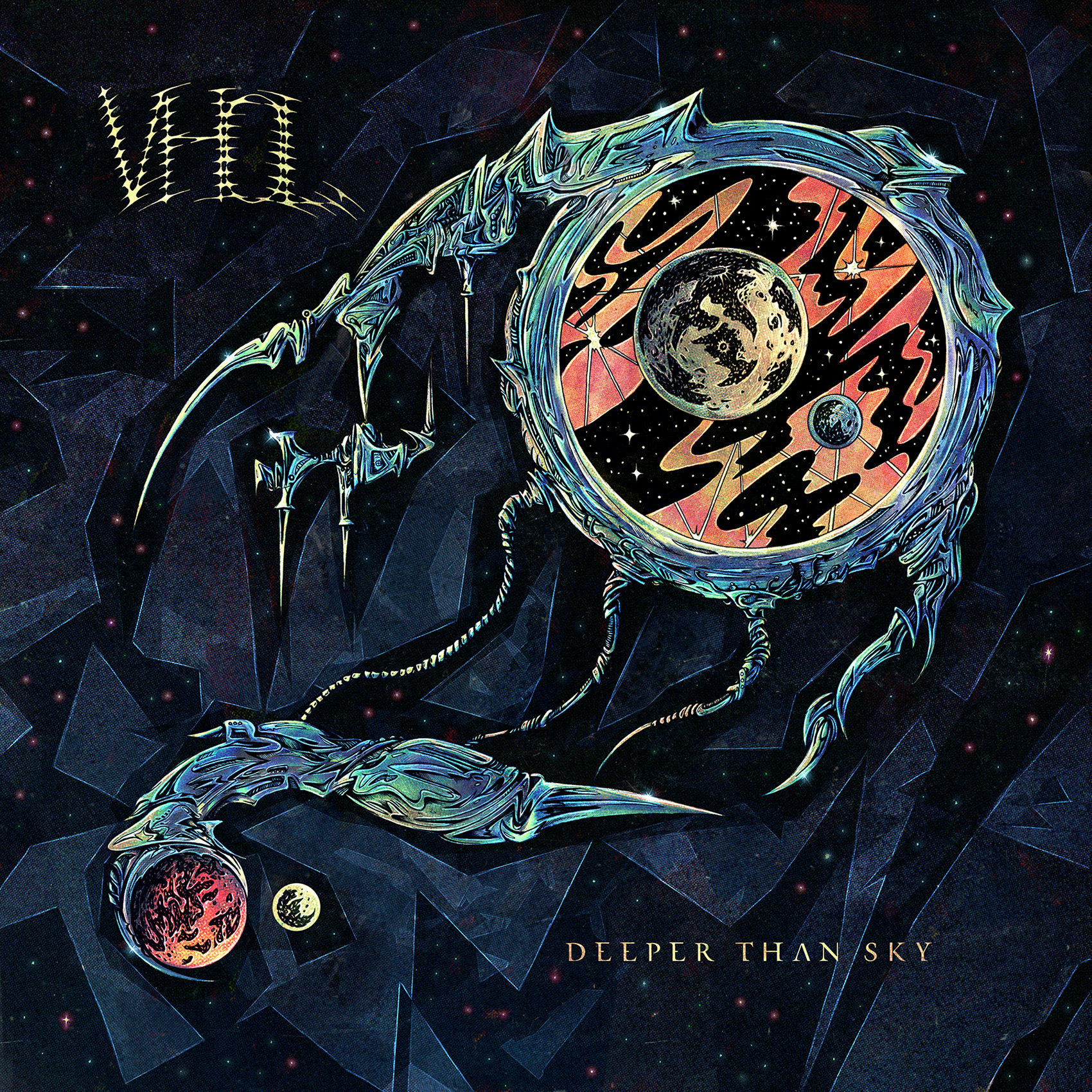 Vhöl – Deeper Than Sky Review
