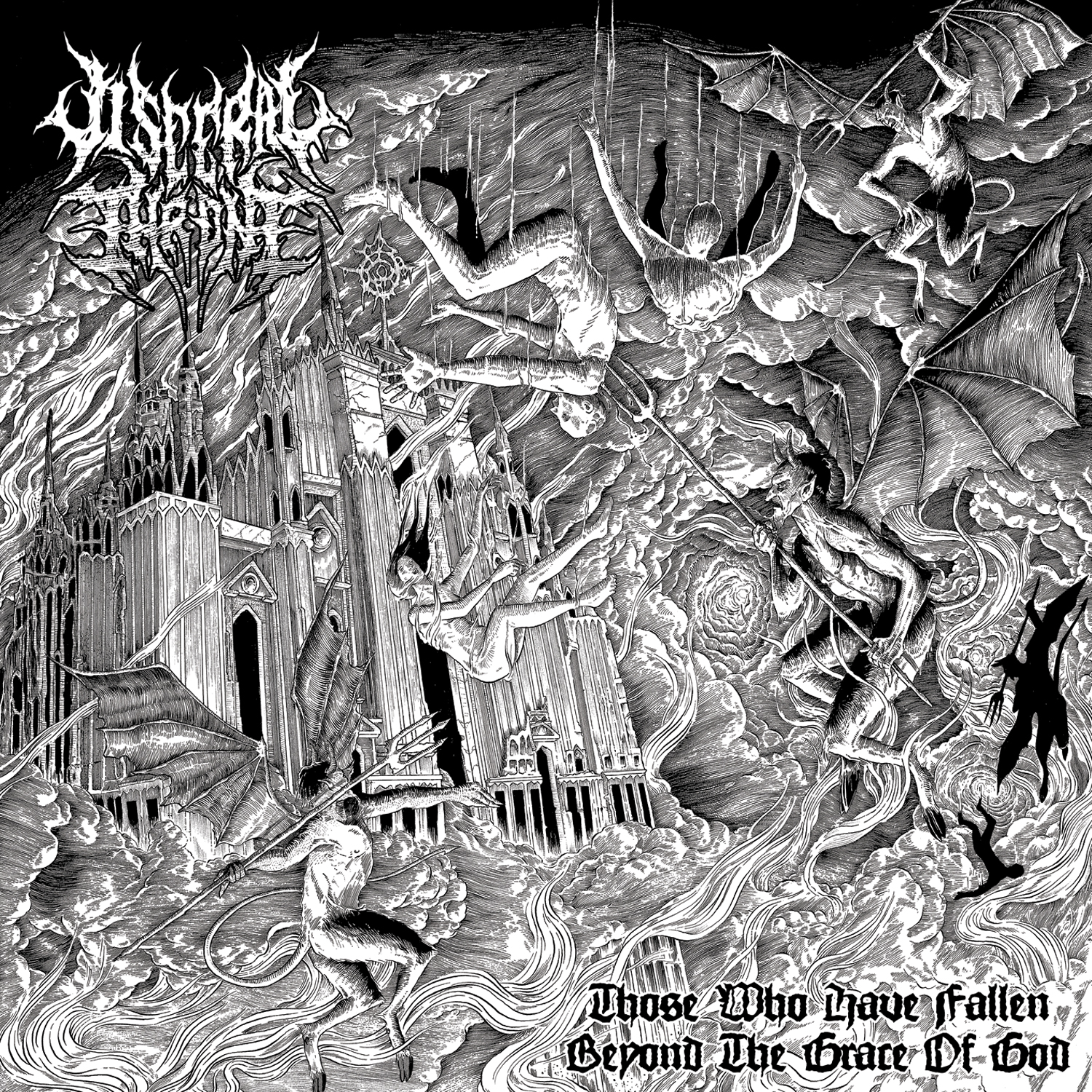 Visceral Throne – Those Who Have Fallen Beyond the Grace of God Review