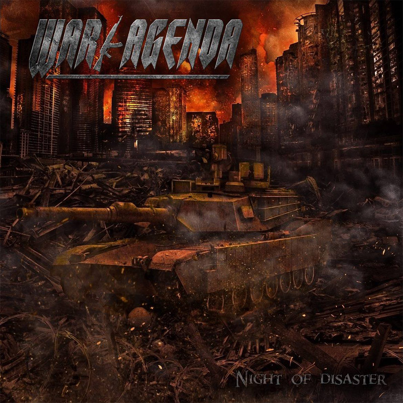 War Agenda – Night of Disaster Review