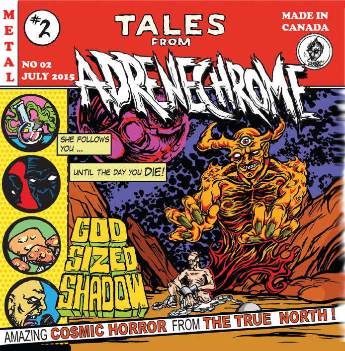 Adrenechrome – Tales from Adrenechrome Review