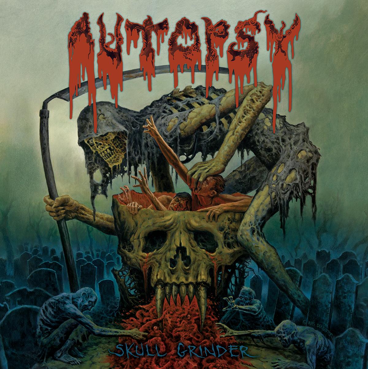 Autopsy – Skull Grinder Review