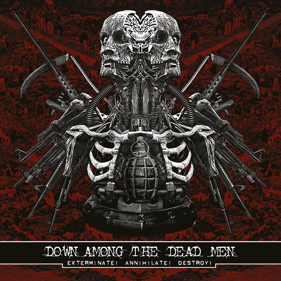 Down Among The Dead Men – Exterminate! Annihilate! Destroy! Review