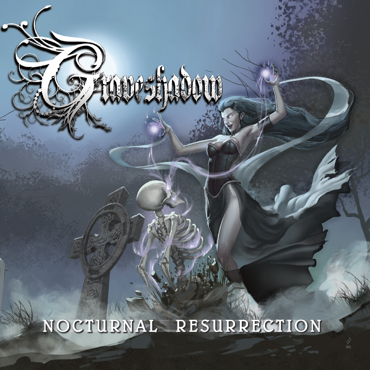 Graveshadow – Nocturnal Resurrection Review