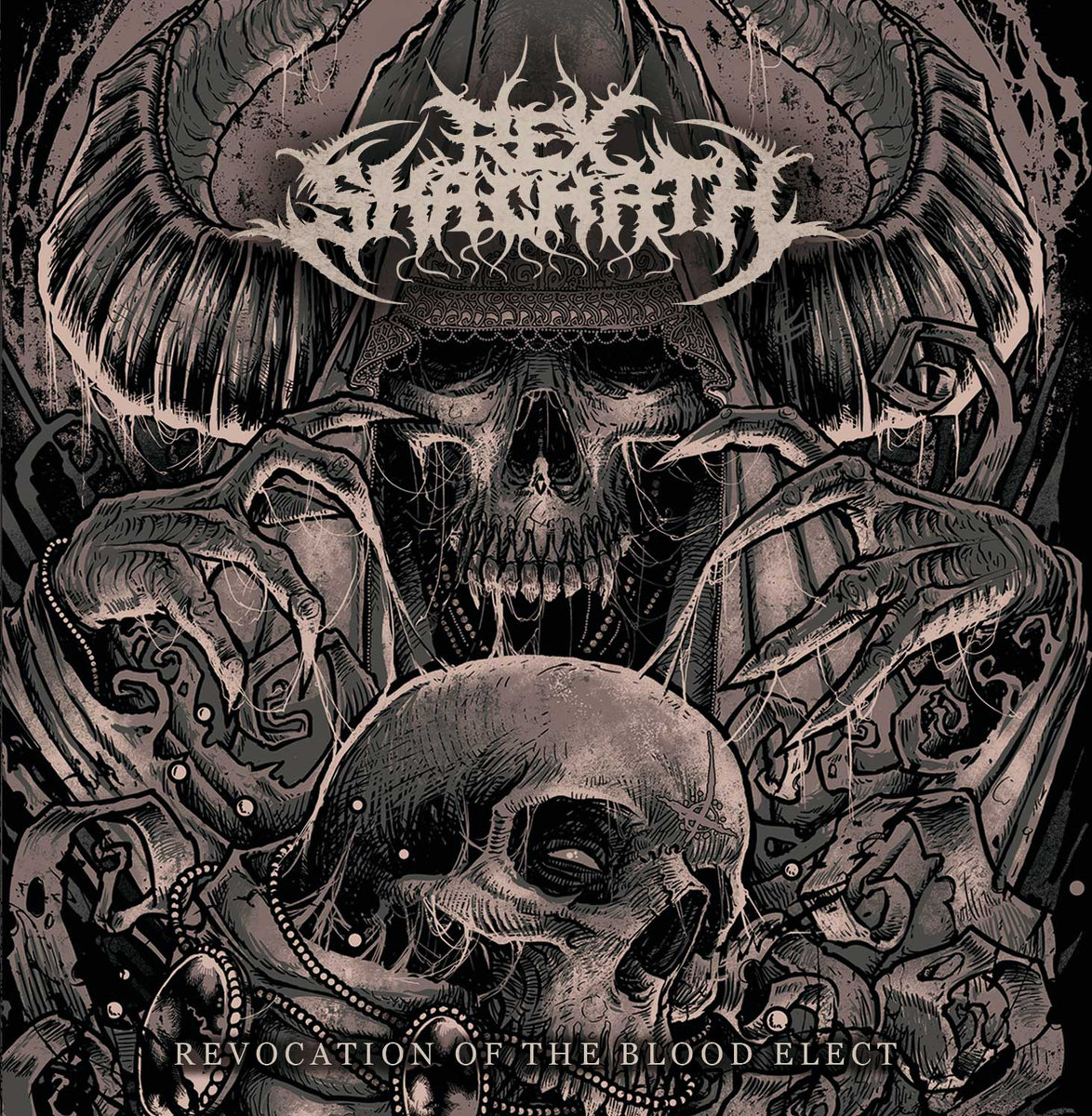 Rex Shachath – Revocation of the Blood Elect EP Review