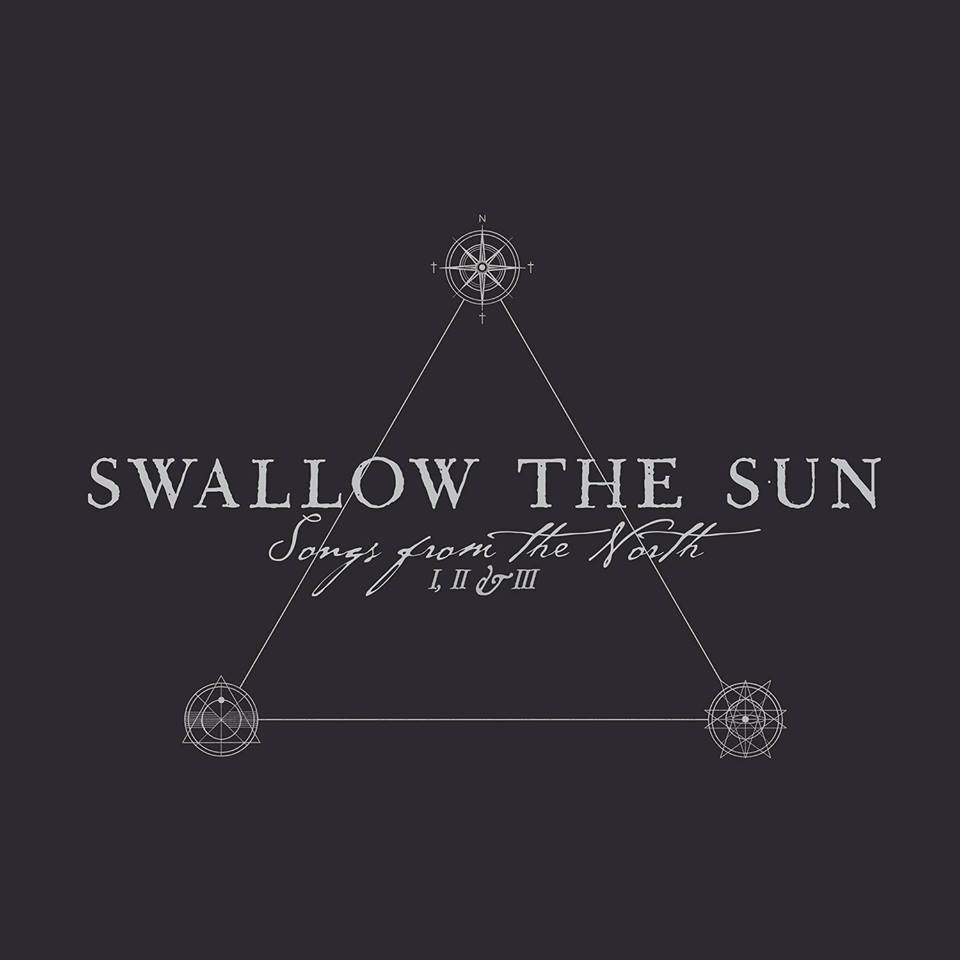 Swallow the Sun – Songs From the North I, II, and III Review