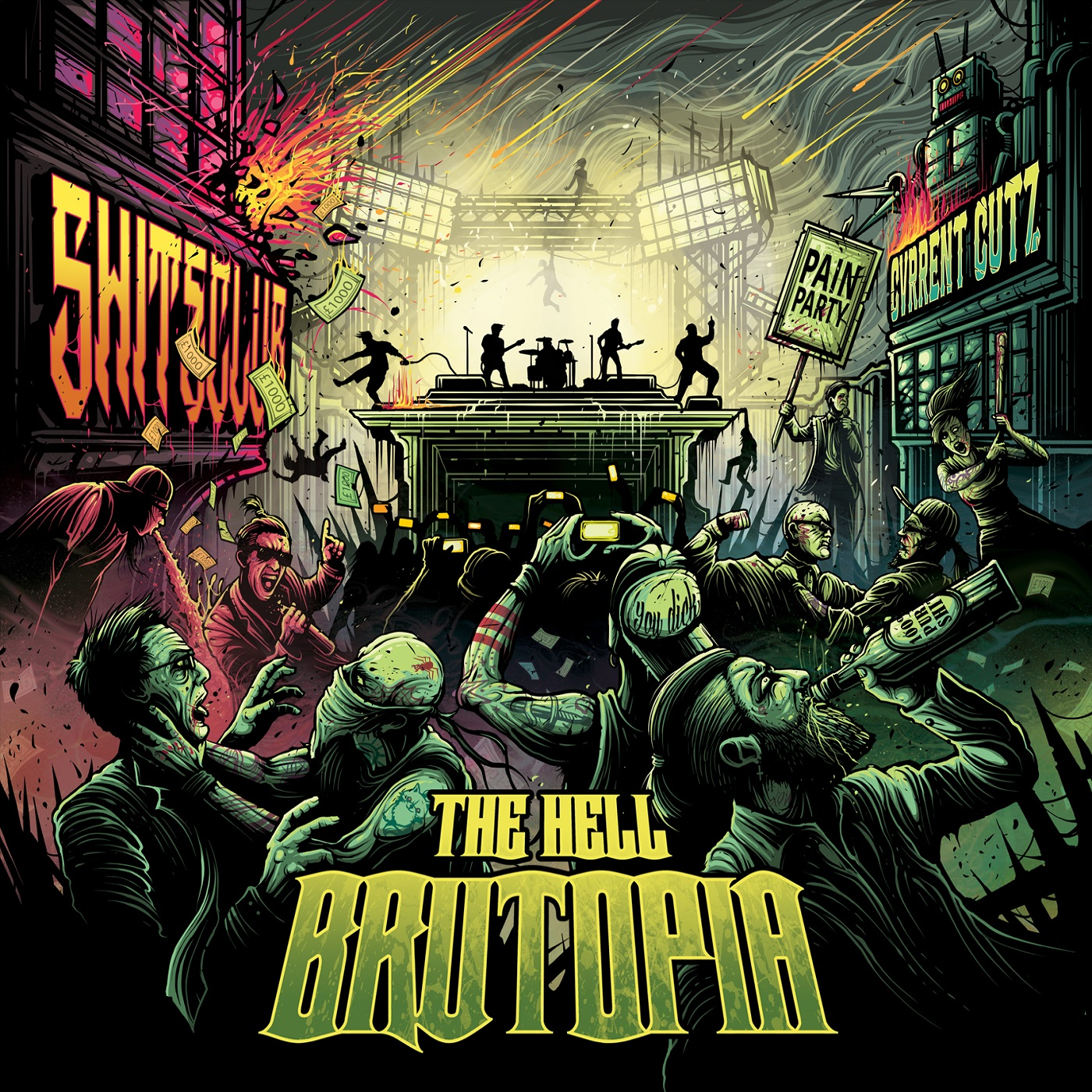 The Hell – Brutopia Review