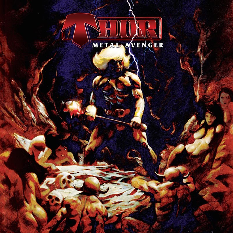 Thor – Metal Avenger Review