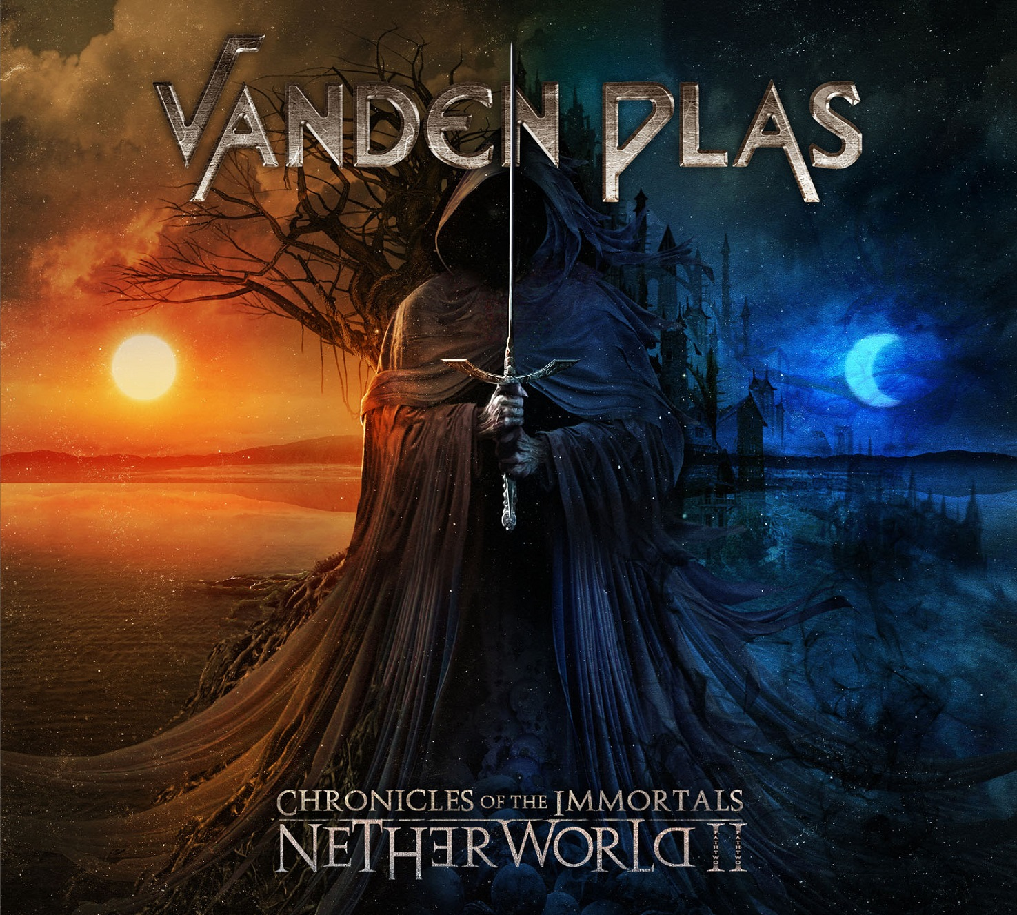 Vanden Plas – Chronicles of the Immortals: Netherworld Parts I and II
