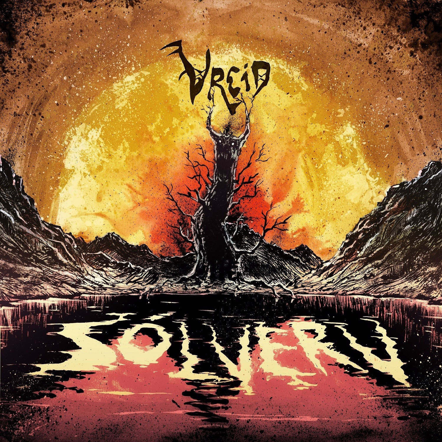 Vreid – Sólverv Review