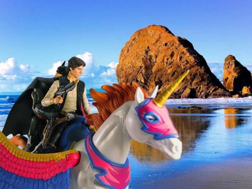 unicorn han solo