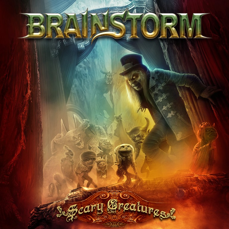 Brainstorm – Scary Creatures Review