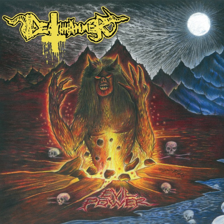 Deathhammer – Evil Power [Things You Might Have Missed 2015]