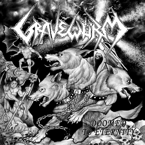 Gravewürm - Doomed to Eternity