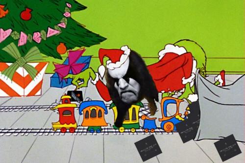 HOW AMG STOLE CHRISTMAS