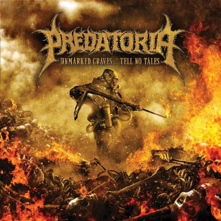 Predatoria – Unmarked Graves…Tell No Tales [Things You Might Have Missed 2015]