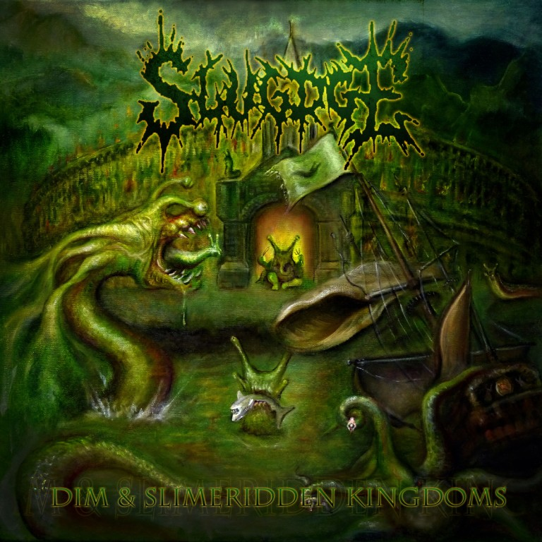 Slugdge – Dim and Slimeridden Kingdoms [Things You Might Have Missed 2015]