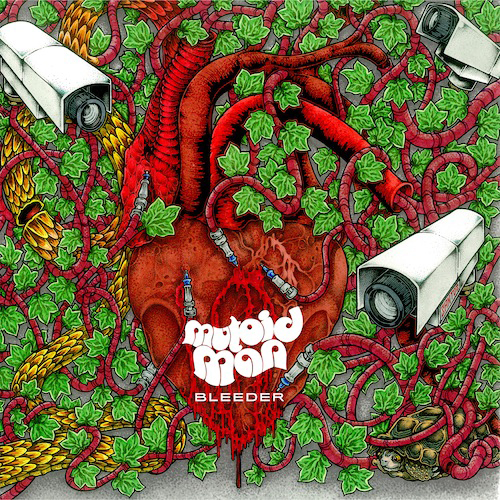Things You May Have Missed 2015: Mutoid Man – Bleeder