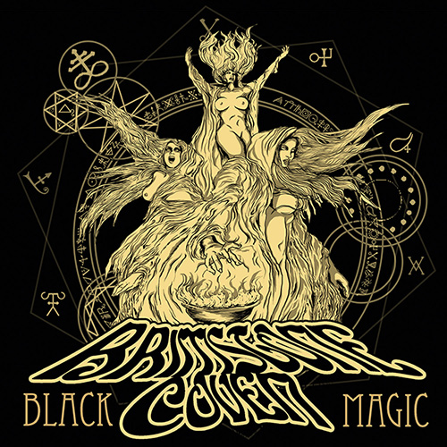 Brimstone Coven – Black Magic Review