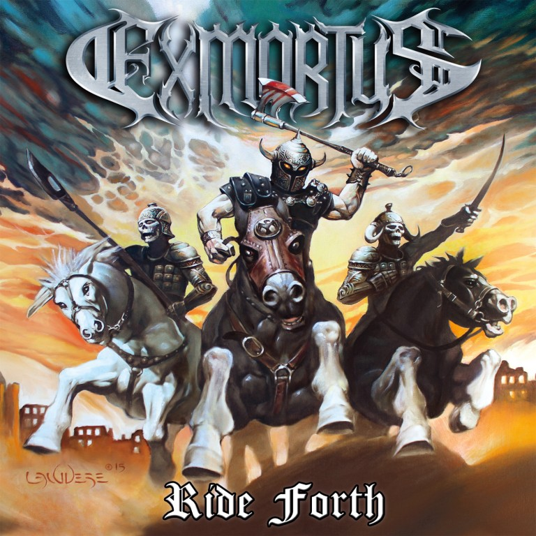 Exmortus – Ride Forth Review