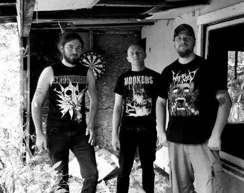 Suppressive Fire - Bedlam Band Pic