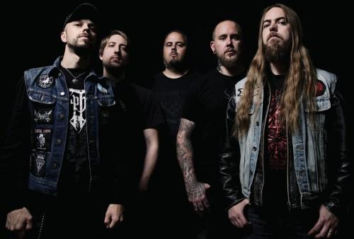 Throne of Heresy Band Photo